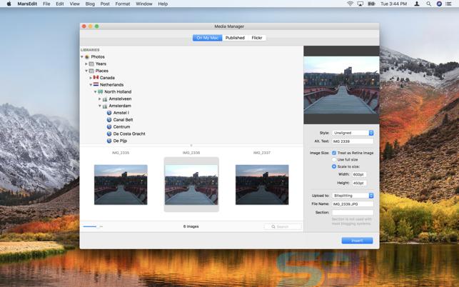 Download MarsEdit 2020 for Mac Free