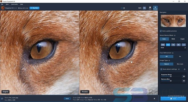 Download Topaz Gigapixel AI 5.0.3 for MacOS Free
