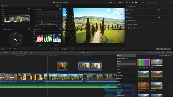 Final Cut Pro 10.4.9 free download