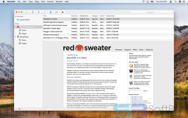 MarsEdit 2020 Mac Download