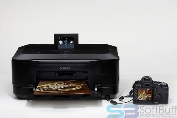 Canon PIXMA MG8220 Driver Printer Free Download for Windows