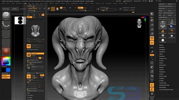 Download Zbrush 2021 for macOS free