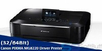 Free Download Canon PIXMA MG8220 Driver Printer (32-64Bit)