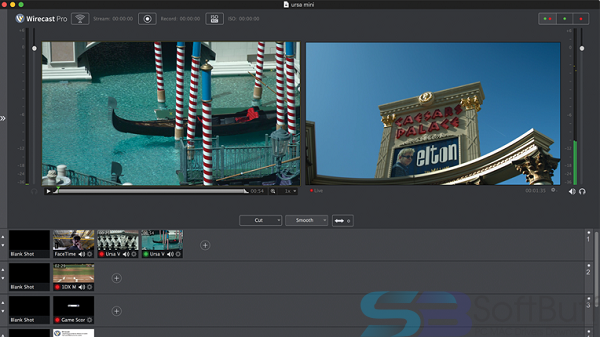 Free Download Wirecast Pro 14 for macOS