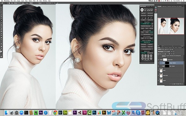 MUA Retouch Panel for mac Download