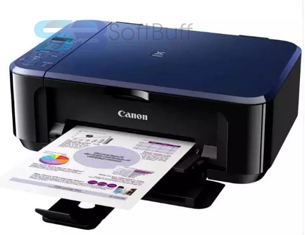 Canon PIXMA E500 XPS Printer Driver for Windows free download
