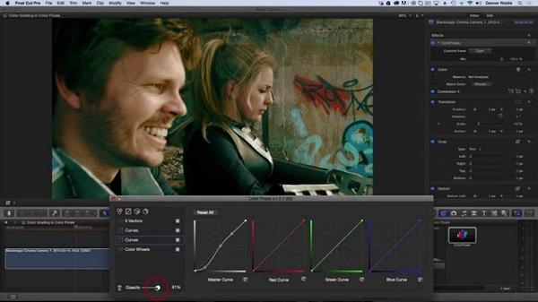 Color Finale Pro 2.2.8 for Final Cut Pro X free download