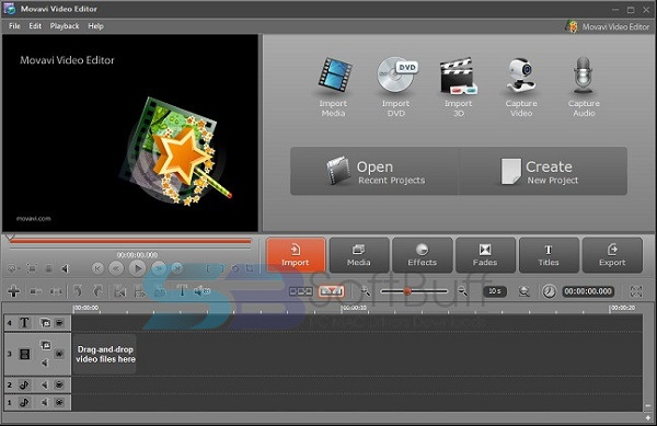 Download Movavi Video Editor Plus 2021 for macOS free