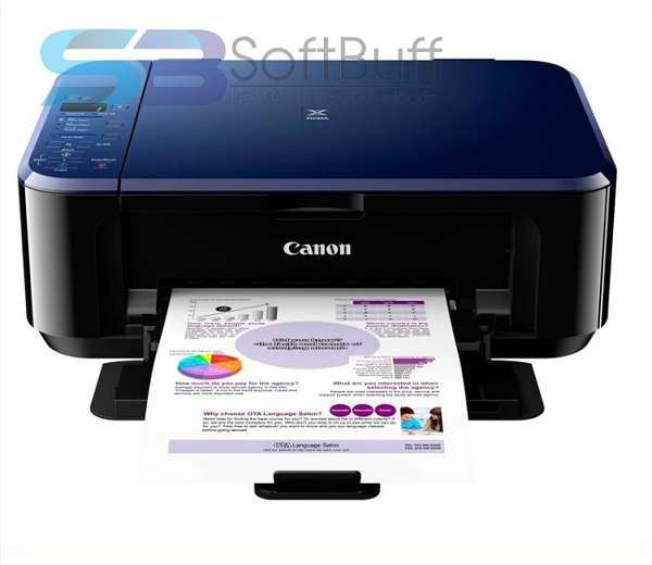 canon Pixma e500 driver software