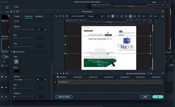 download Wondershare Filmora X 10 for mac free