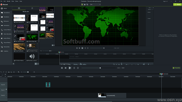 Camtasia 2020.0 for Mac free download