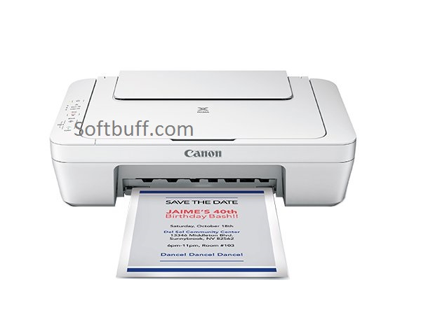 Canon Pixma MG2522 Driver for Mac Windows free download