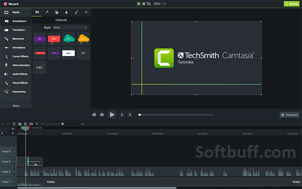 Download Camtasia 2020.0 for Mac Free
