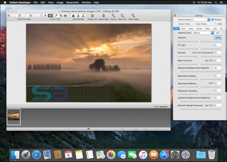 Download Iridient Developer 3 for macOS Free
