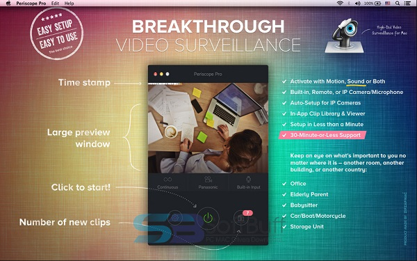 Periscope Pro 3 for mac free download