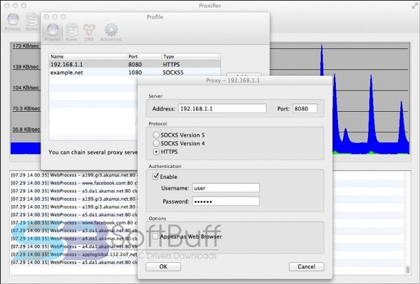 Proxifier 2 for Mac free download