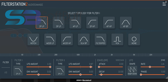 Audio Damage AD043 Filterstation2 for mac free download