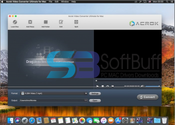 Download Acrok MTS Converter 7 for macOS free