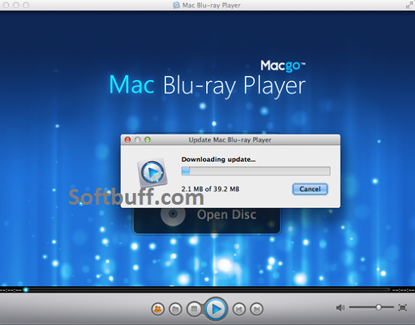 Macgo Blu-ray Player Pro 3 for Mac free download