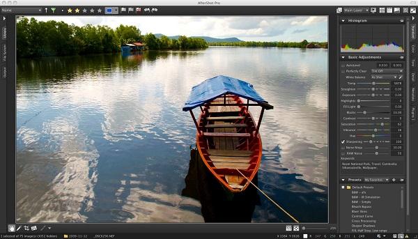 Download Corel AfterShot Pro 3.7 for Mac Free
