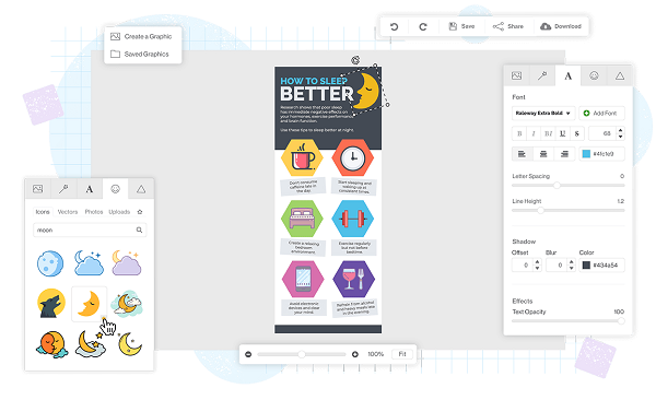 Download Infographics Maker 3 for MacOS Free
