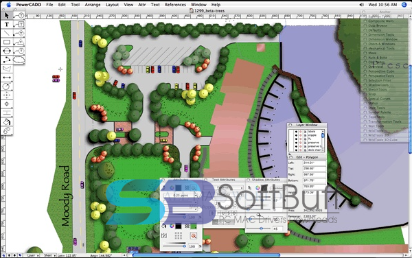 Download PowerCADD 9 for MacOS Free