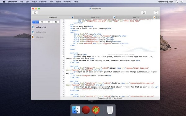 Download Smultron 12 for Macos free