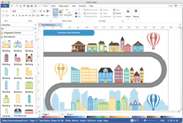 Infographics Maker 3 for Mac free download