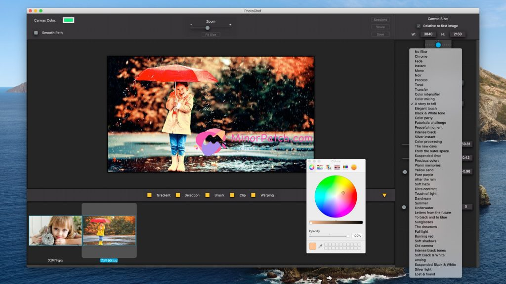 download PhotoChef for macos free