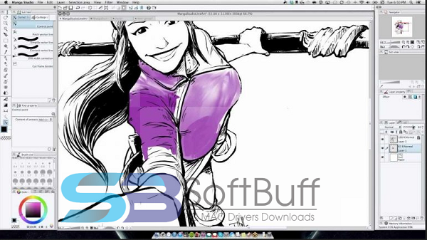 manga studio 5 for mac free download