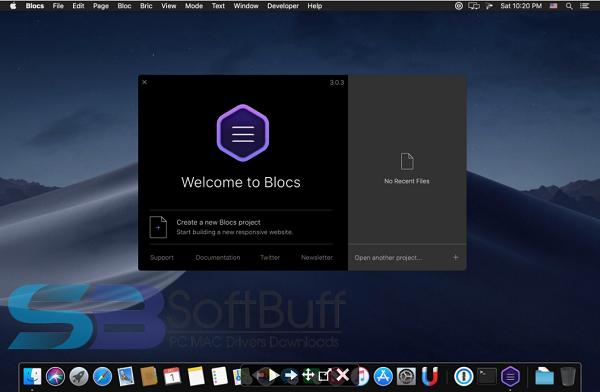 Blocs 4 for macOS free download