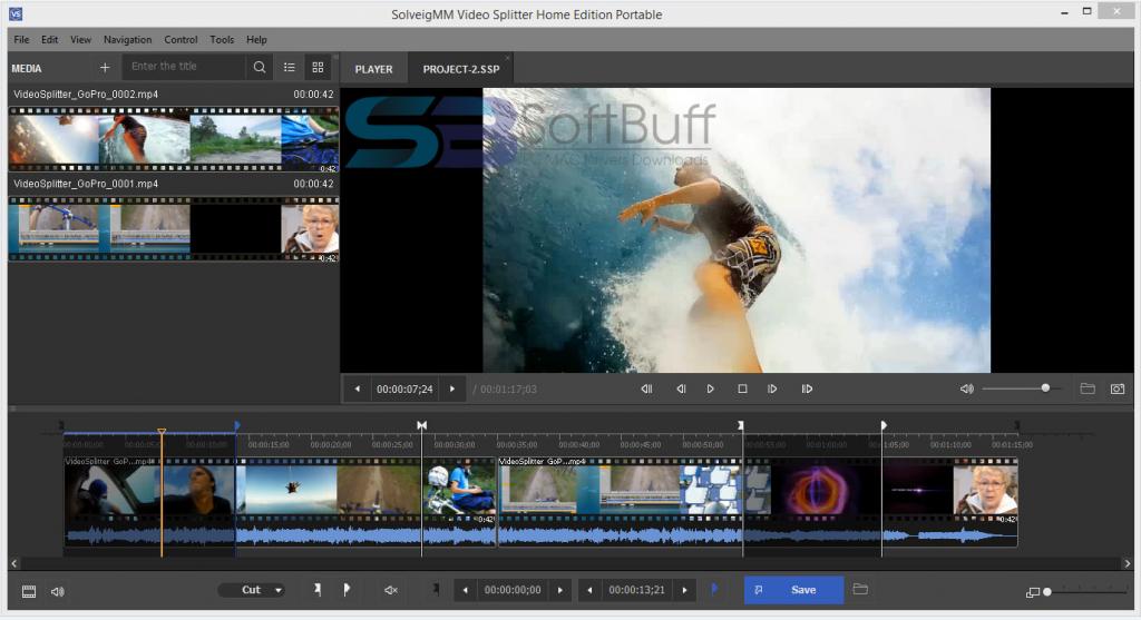 Download SolveigMM Video Splitter 7 free