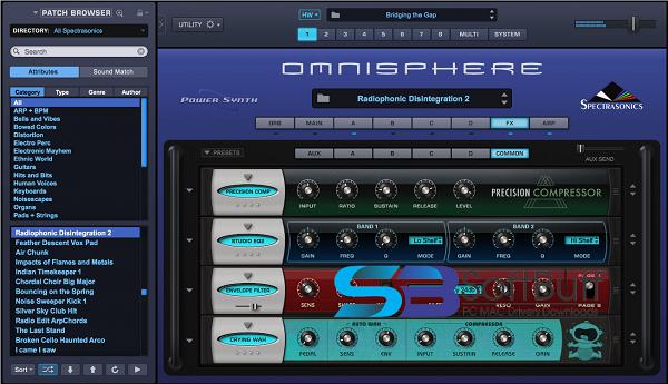 Download Spectrasonics Omnisphere for Mac free