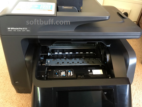 HP Officejet Pro 8725 Driver for Windows Free Download