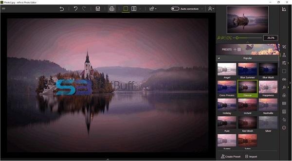 InPixio Photo Studio 10 Pro free download