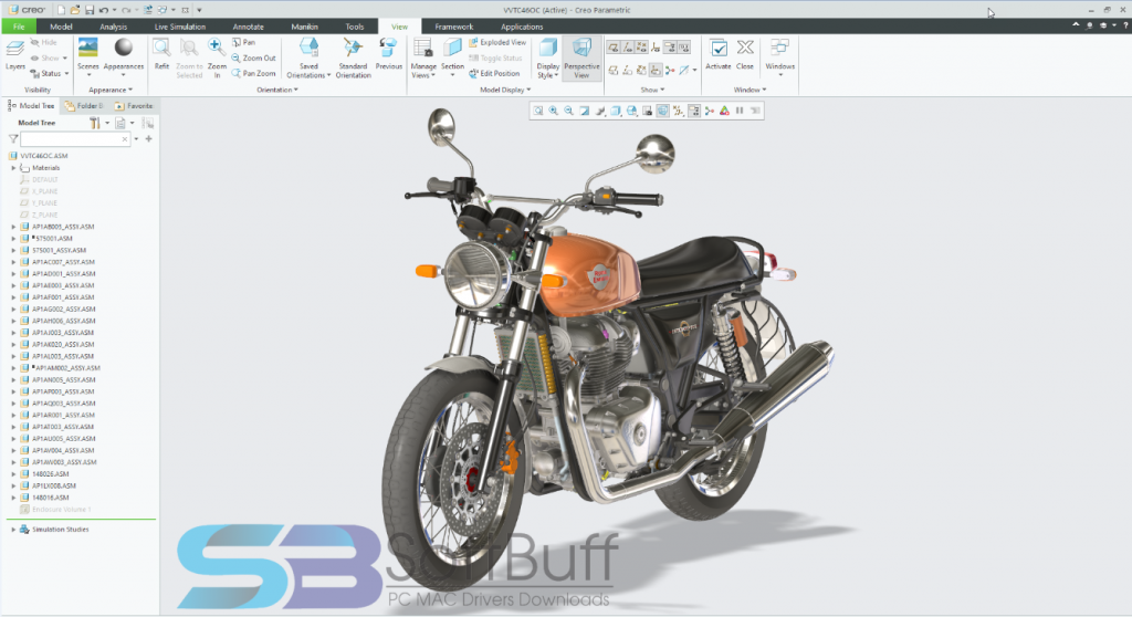 PTC Creo 7.0 for Windows free download