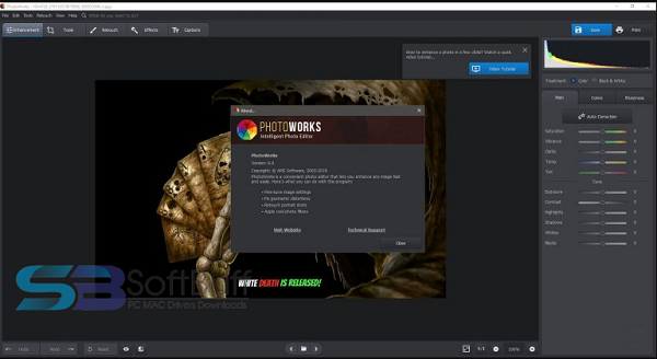 AMS Software PhotoWorks 9.15 Download