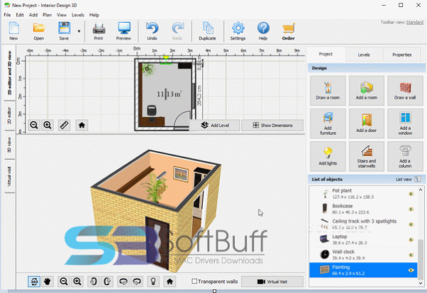 Architect 3D Interior Design 18 free download
