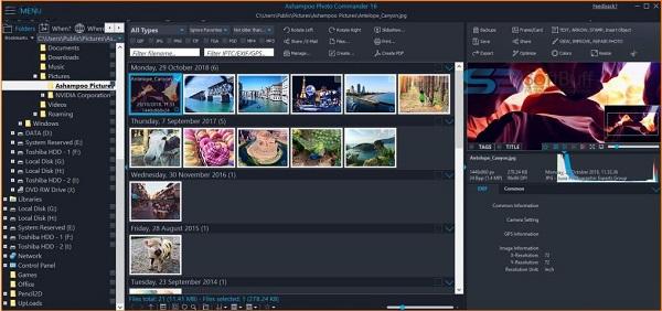 Ashampoo Photo Commander 16 review
