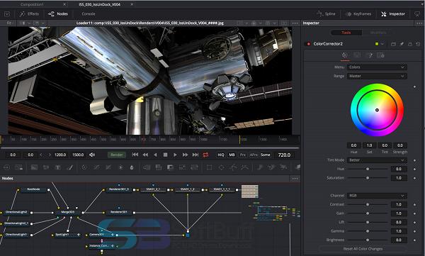 Blackmagic Design Fusion Studio 17 for macOS free download