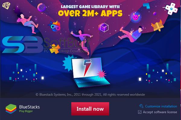 BlueStacks 5 Free Download