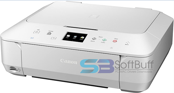 Canon Pixma MG 6650 free download for Windows