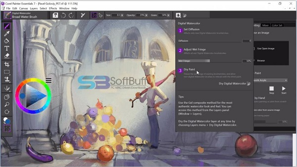 Corel Painter Essentials 8 Free Download