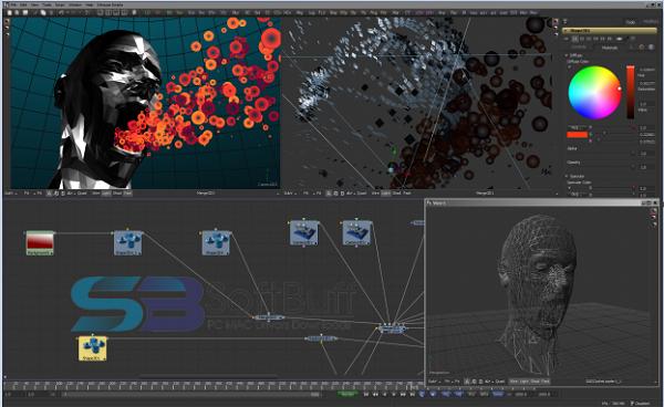 Download Blackmagic Design Fusion Studio 17 for Mac Free