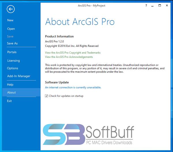 Download ESRI ArcGIS Pro 2.5 Free