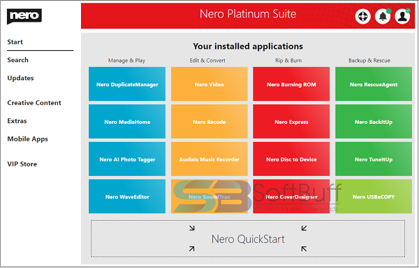 Download Nero Burning ROM 2021 Free