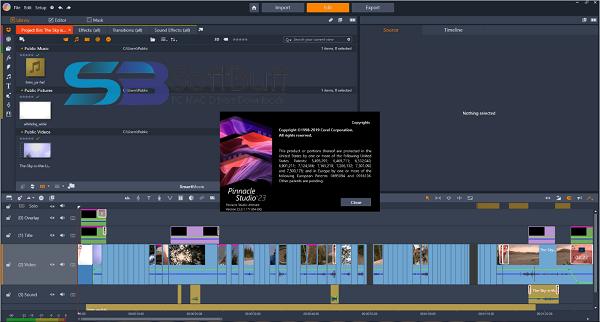 Download Pinnacle Studio Ultimate 24 free