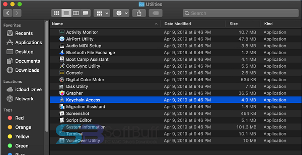 Download Scrutiny 10.3.3 for macOS free