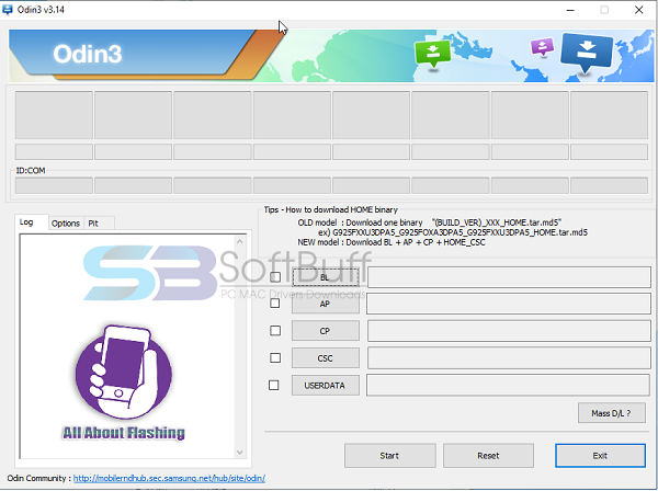 Download odin3 for Windows Free
