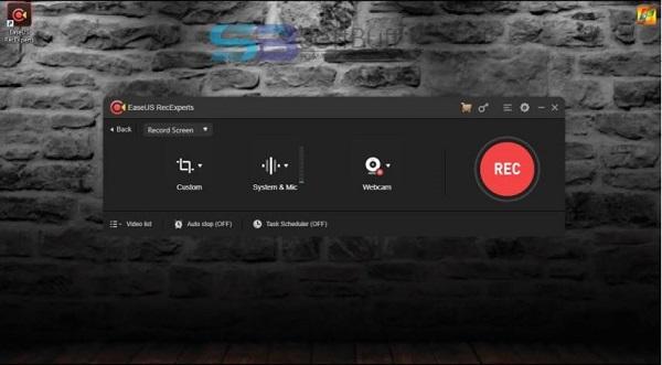 EaseUS RecExperts app